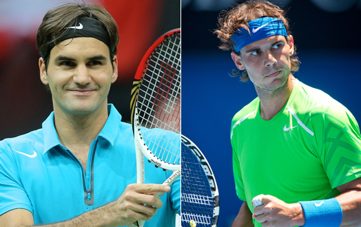 Roger vs Nadal in 2017 Australian Open final