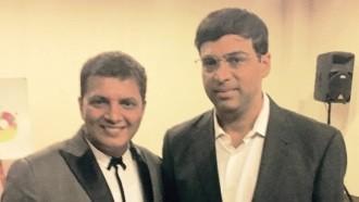 Trains, Planes, & Vishwanathan Anand